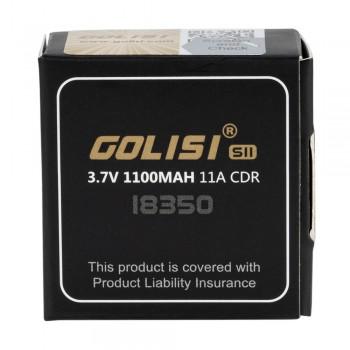 Golisi S11 18350 Battery
