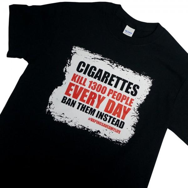 Vapors United T-Shirt 7