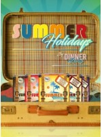 Summer Holidays by Dinner Lady 60mL