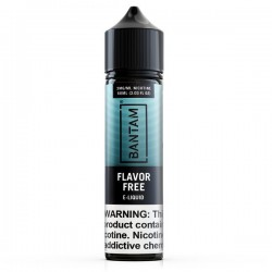Bantam - Flavor Free 60mL