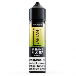 Bantam - Jasmine Milk Tea 60mL