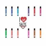 I Love Salts Mesh Disposable 5%