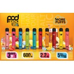 Pod Stick PLUS Disposable 5% by Pod Juice (Single)