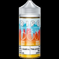 RIPE Collection - Peachy Mango Pineapple Ice 100mL