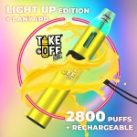 Take Off LUX Disposable 5% Rechargeable 2800+ Puff