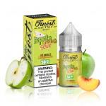 The Finest Salt Nic - Apple Peach Sour Rings 30mL