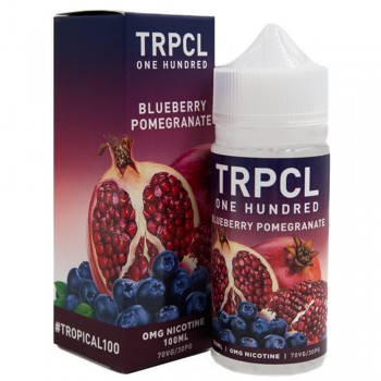 TRPCL One Hundred - Blueberry Pomegranate 100mL