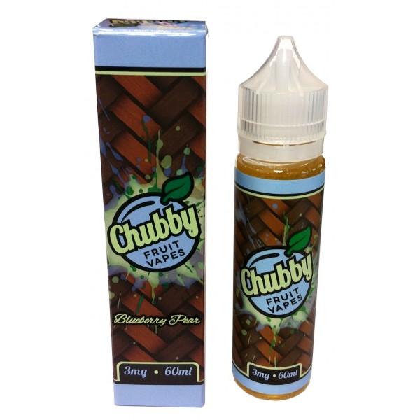 Chubby Fruit Vapes - Blueberry Pear 60mL