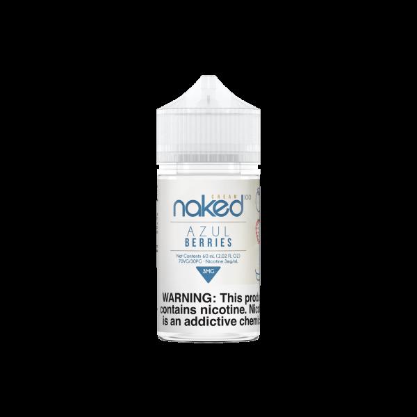 Naked 100 - Azul Berries 60mL