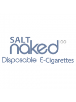 Naked 100 Salt Disposable E-Cigarettes