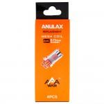AAAvape AMC 4pk Mesh Coils