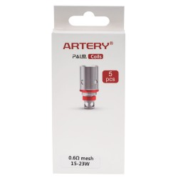 Artery PAL II 5pk Coils