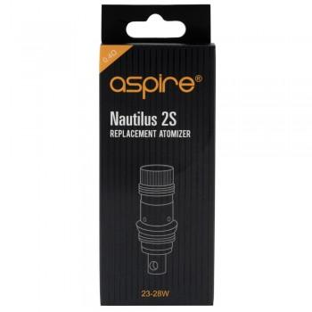 Aspire Nautilus 2s BVC Coils - 5pk