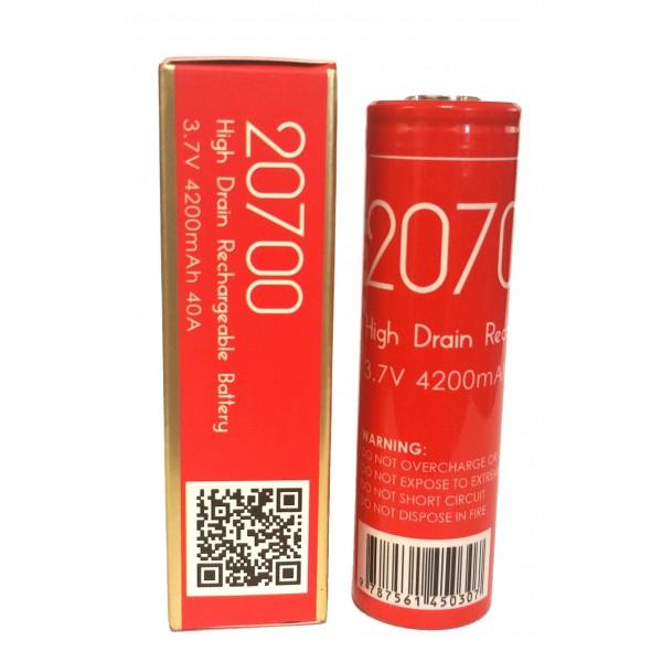 IMR AWT 20700 Batteries
