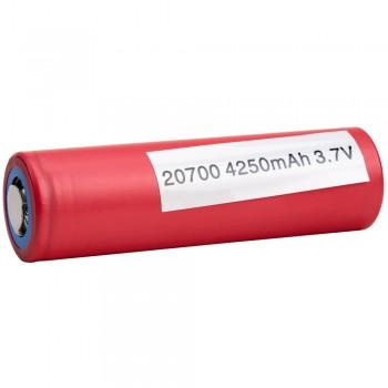 SANYO 20700 4250mAh 3.7v SINGLE Battery