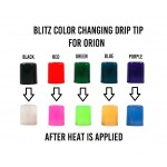 BLITZ Color Changing Drip Tips - Lost Vape ORION