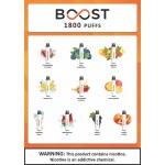 Boost Disposable 5%