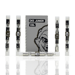 CKS junior Coils 1 Tube = 4 PK