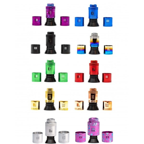 STRIFE 25mm RDA by Cloud Chasers Inc.