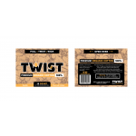 Twisted Flavored Organic Cotton (10 Count Packet)