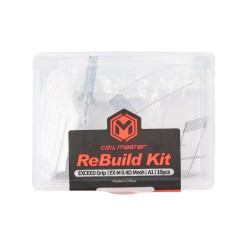 Coil Master ReBuild Kit for JoyEtech Exceed GRIP Kit