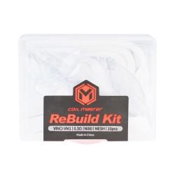 Coil Master ReBuild Kit for VooPoo Vinci (PnP-VM1)