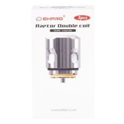 EHPRO Raptor Tank Replacement Coils 3pk (Falcon Compatible)