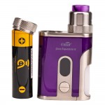 Eleaf Pico Squeeze 2 KIT w/ Coral 2 Tank ***21700 Battery Included***