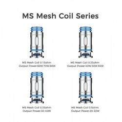 FreeMax Marvos MS Mesh Coils 5pk