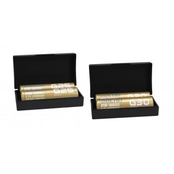 GOLISI IMR Gold Series 18650 2pk Batteries