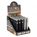 Triton Cart Pen 30pk Display Box by Mythology E-Cloud