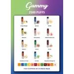 Gummy Max Flow Disposable 5% 2500+ Puffs