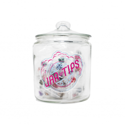 Jar of Tips by Half Moon Mods