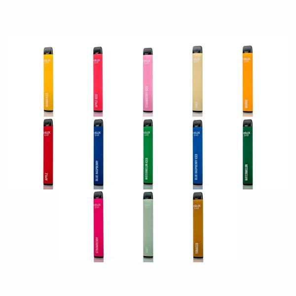 Helix Bar Disposable 5%