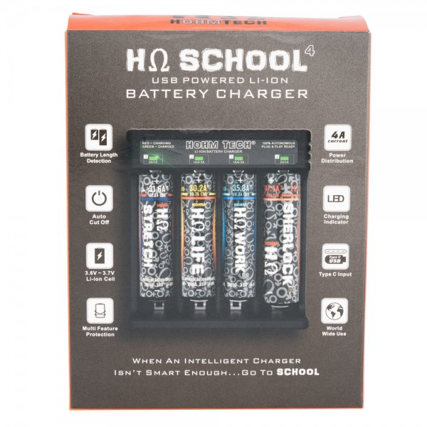 Hohm School4 Battery Charger