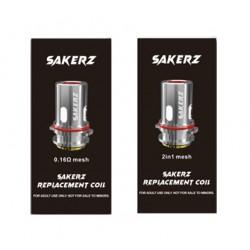 Horizon SAKERZ Replacement Coils 3pk