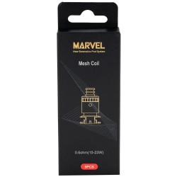 HotCig Marvel 5PK Replacement Coils