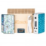 Hotcig R150s Special Edition Hand Engraved Box Mod (One of a Kind)
