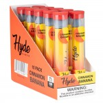 Hyde Curve S Edition Singles 50mg  400-600  Puffs 2ml (10 Count Bulk Box Available)