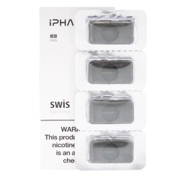 IPHA Swis Self-Fill 4pk Pods