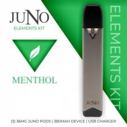 Juno Starter Kit Twelve MENTHOL /MENTHOL/MENTHOL
