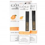 Kash by Gost Vapor - Disposable 5.9% (59mg) 2mL (Two Pack)