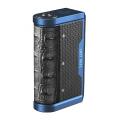 Blue / Embossing Tactile Carbon Fiber
