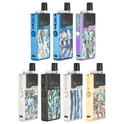 Orion Q Pod Mod by Lost Vape ***New Abalone Styles***