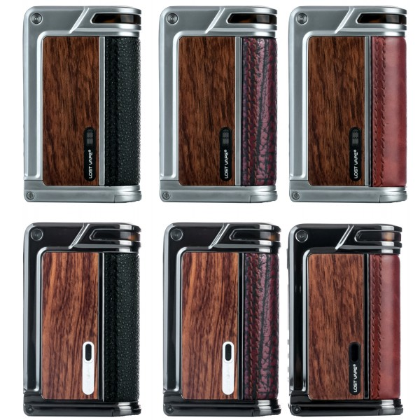 Paranormal DNA75C TC Box Mod by Lost Vape