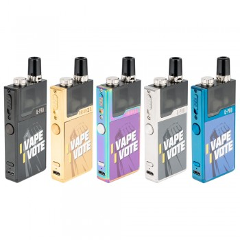 Lost Vape Q-PRO Pod Kit - VTA Series