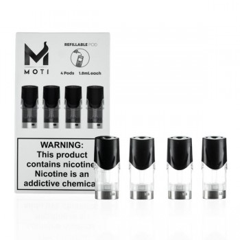 MoTi Refillable Pods (4 pack)