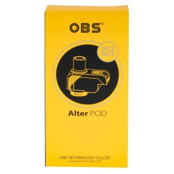 OBS Alter Pods 3.5mL (2 pack)