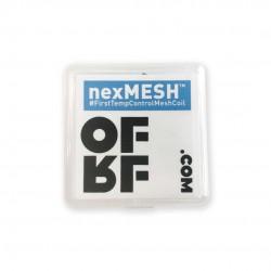OFRF nexMESH SS316L 0.15Ω Coils 10pk