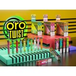 ORO Twist Disposable 5% Adjustable Airflow